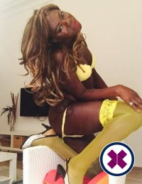 Sexy TS Melody X is a high class British Escort Nottingham
