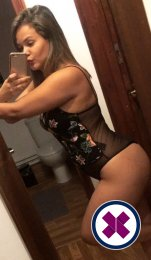 Izza Lovery is a hot and horny Brazilian Escort from Cardiff