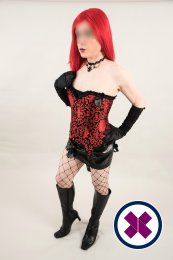 Spend some time with TS Bettie Bleu in Brighton; you won't regret it