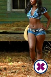 Meet the beautiful Ebony Myly in Stockholm  with just one phone call
