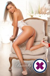 Spend some time with Vanessa in London; you won't regret it