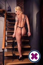 Eva is a top quality Hungarian Escort in London