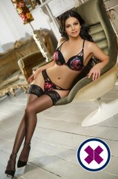Abela is a super sexy English Escort in London