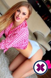 Meet the beautiful Aurelia in London  with just one phone call