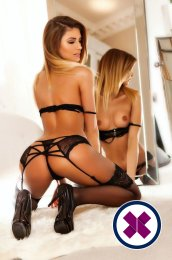 Airila is a very popular Russian Escort in London