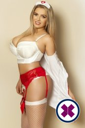 Aka is a sexy Spanish Escort in London
