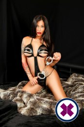 Vicky is a hot and horny Spanish Escort from Stockholm