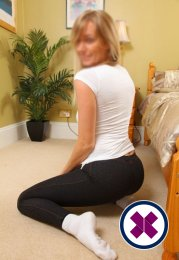 Meet the beautiful Agnetta in London  with just one phone call