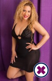 Get your breath taken away by Sexy Thalia, one of the top quality massage providers in London