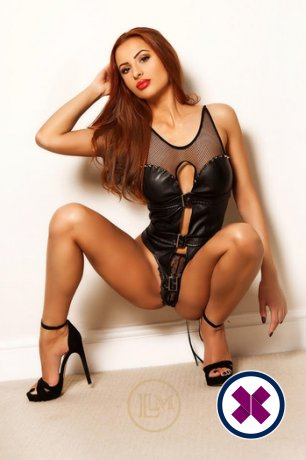 Kendra is a high class American Escort London