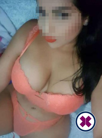 Estrella Medellín is a high class Colombian Escort Linköping