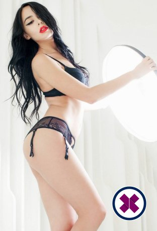 Alina is a super sexy Chinese Escort in Amsterdam