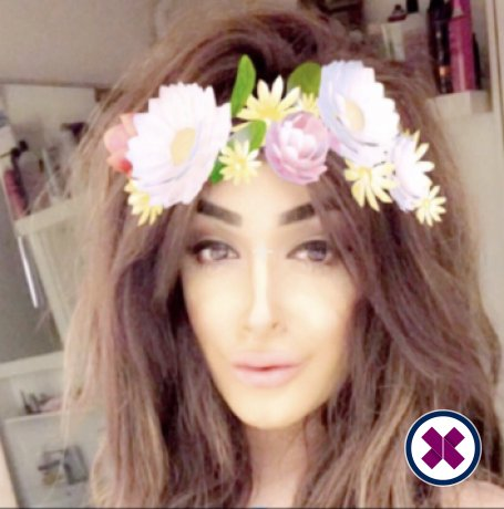 Meet the beautiful Annayah TS in Manchester  with just one phone call