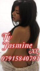 TV Jasmine XL is a hot and horny Puerto Rican Escort from Cardiff