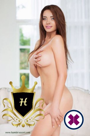 Brittany is a hot and horny Russian Escort from Hamburg