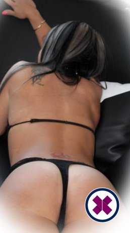Eye Catcher is a hot and horny British Escort from Swansea