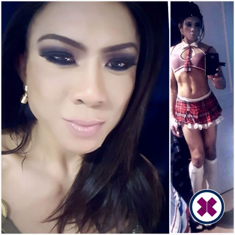 Johanna TS is a super sexy Thai Escort in Westminster