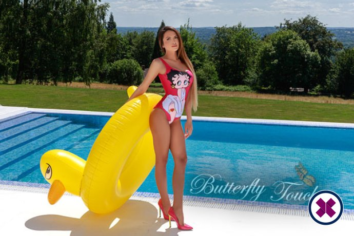 Anabella is a sexy Slovenian Escort in London