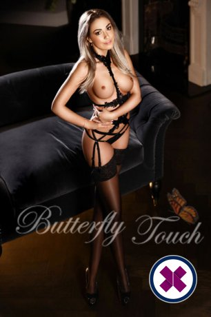 Yanina is a sexy Hungarian Escort in Royal Borough of Kensington and Chelsea