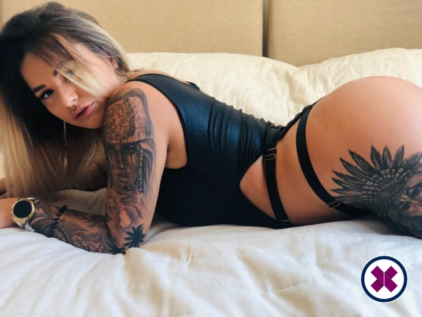 Merve is a hot and horny German Escort from Göteborg