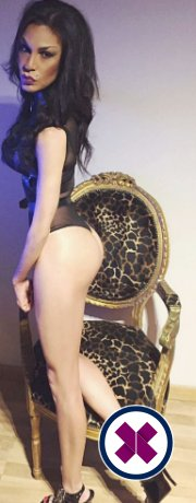 Ashley Naughty Barbie Latina TS is a sexy Spanish Escort in London