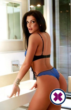 Meet the beautiful Amina in London  with just one phone call