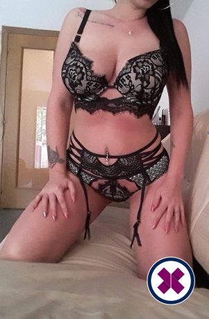 Antonia är en supersexig British Escort i Brighton