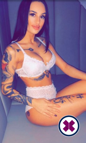 Alice er en supersexy English Escort i Stockholm
