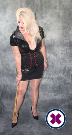 German Dominatrix is a hot and horny German Escort from Virtual