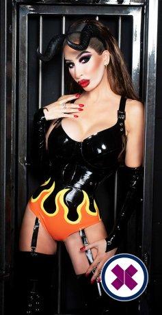 Mistress Eve ist eine hochqualitative British Escort in Westminster