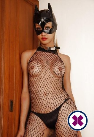 Natalie TS is a top quality English Escort in London
