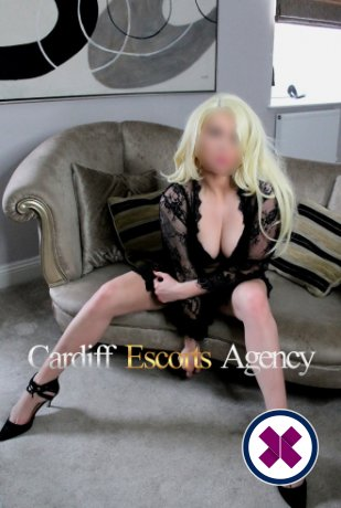 Lola Lee is a top quality British Escort in Newport