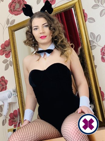 Alice ist eine sexy Romanian Escort in Stoke-on-Trent