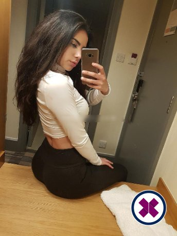 Candela is a hot and horny British Escort from Westminster