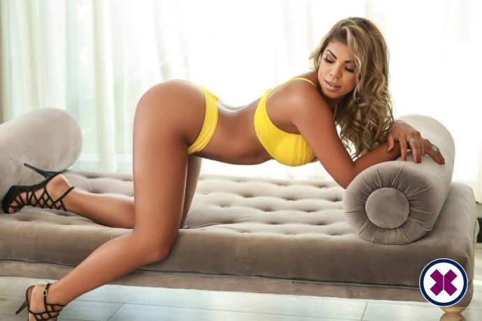 Antonia is a sexy Brazilian Escort in London