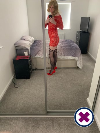 Millie TV is a hot and horny British Escort from Birmingham
