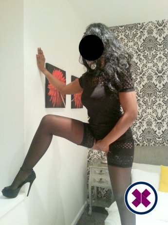 English Ebony is a sexy British Escort in Westminster