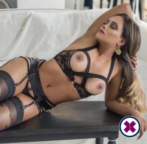 Amanda Laurindo TS is a sexy Brazilian Escort in Amsterdam