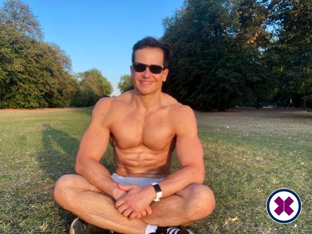 Lukas is a super sexy English Escort in Westminster