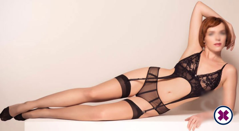 Samantha is a super sexy French Escort in London