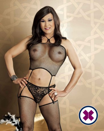 TS Vanesa is a hot and horny Colombian Escort from Stockholm