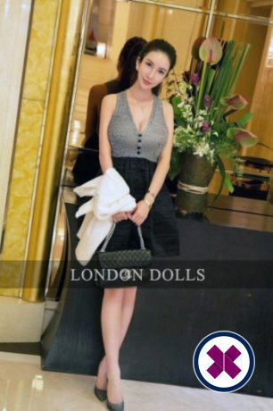 Tina is a very popular Japanese Escort in Westminster
