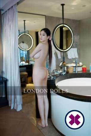 Jocelyn is a hot and horny Japanese Escort from Westminster