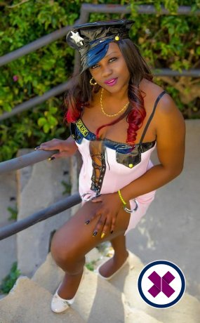 Love Janety is a super sexy Cuban Escort in Stockholm