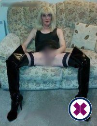 TV Zoe  is a hot and horny British Escort from Sheffield