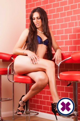 TS Dana Moore is a hot and horny Spanish Escort from London